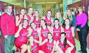Cardinal Basketball Teams are POI Champs!