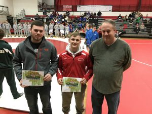 Shields and Kelso Earn All-State Academic Honors