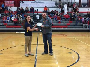 GU Donates to School and FFA Chapter