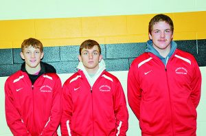 Dale, Kelso and Carson Advance to State