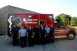Decatur County Hospital Adds Top of the Line Ambulance to Its Fleet