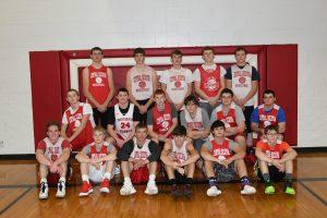 2017-18 CD BOY'S BASKETBALL TEAM