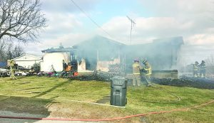 Decatur Home Destroyed by Fire