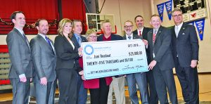 Readout Wins Milken Award and $25,000 Cash