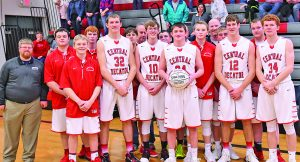 Boothe Recognized for Eclipsing 1,000 Career Points