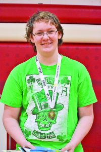Jacob Smith Wins Central Decatur Geography Bee