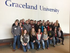 FFA Members Attend Heartland Youth Institute