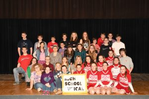 "Central Decatur Middle School Presents ""High School Musical"""