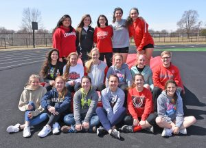 Girls's Track Team Season Outlook