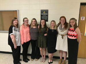 Vocal Students Have Success at Small Group Contest