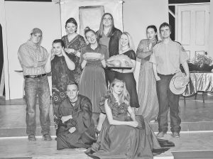 CD Drama Department to Present Dearly Beloved this Weekend at SCIT Theatre